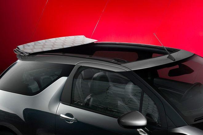 Citroen DS3 Cabrio — экстерьер, фото 2
